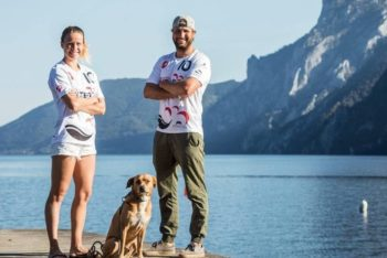Florian Gruber und Leonie Meyer sind Vize-Europameister!