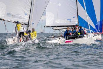 3 Tage Kieler Woche: NRV Teams ganz vorne dabei!