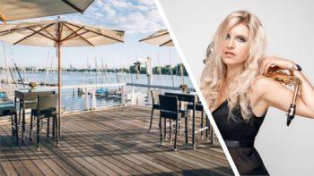 Musikalischer Dinner-Talk im NRV:  Gemeinsam für die Hamburger Musik- und Gastroszene