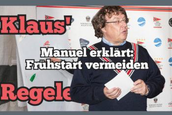 Klaus' Regelecke #14