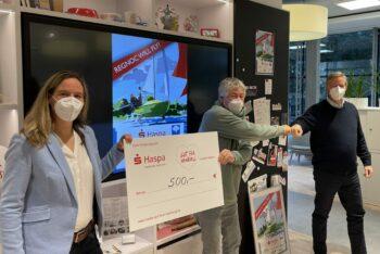 """""""Conger flieg!"""" - HASPA unterstützt Frank Schönfeldts Crowdfunding Kampagne"""