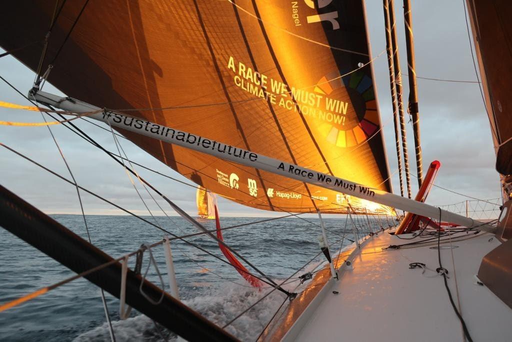 Vendée Globe:  ZWEI KAPS SIND PASSIERT, ALS NÄCHSTES KOMMT KAP HORN