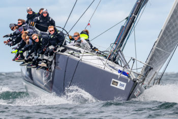 Teil I Kieler Woche: NRV Segler vorne mit dabei