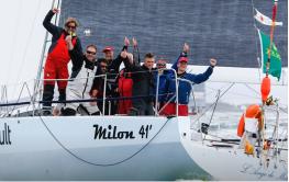 Yacht Club de France (FRA)