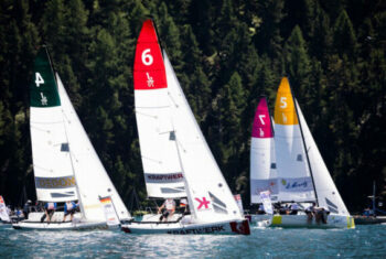 Ready for qualification - SAILING Champions League startet in Tutzing