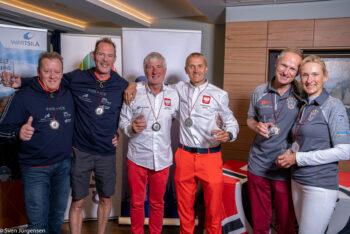 Piotr Cichocki und Grzegorz Prokopowicz heißen die neuen Weltmeister im inklusiven Segeln