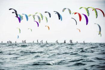 Erfolgreiche Kite-EM und ein Sportstipendium dazu