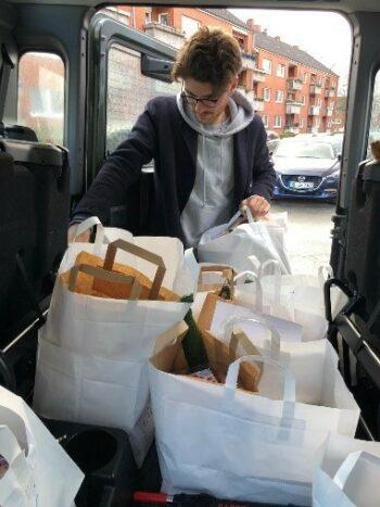 Von den Alsterpiraten: Helfen in Corona-Zeiten