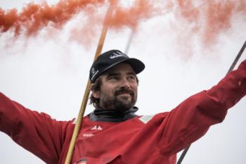 Und (noch) ein Sieg: Boris Herrmann gewinnt IMOCA Globe Series 2018-2021