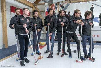 NRV Bundesliga-Team goes Curling