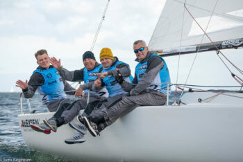 J70-Finale in Kiel: NRV gegen NRV gegen NRV