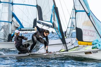 Presseinfo: Was für eine erfolgreiche Kieler Woche für den NRV