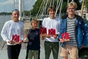 NRV Jugend gewinnt drei Hamburger Meistertitel