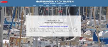 INFORMATION ZUR HAMBURGER YACHTHAFEN-GEMEINSCHAFT: BEKANNTMACHUNG IV