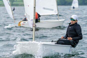 Leif Kähler fährt zur Opti Weltmeisterschaft