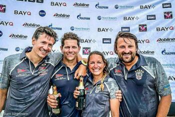 NRV gewinnt 3. Spieltag in der Segel Bundesliga