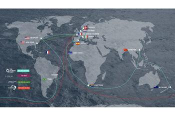 Boris Herrmann und Team Malizia starten mit einer neuen Rennyacht beim The Ocean Race 2022/23 und bei der Vendée Globe 2024/25