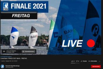 Segelbundesliga Finale in Berlin