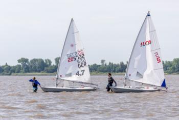 NRV bei Elbe Damm Regatta erfolgreich