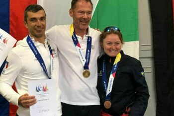 Heiko Kröger Para-Weltmeister im 2.4