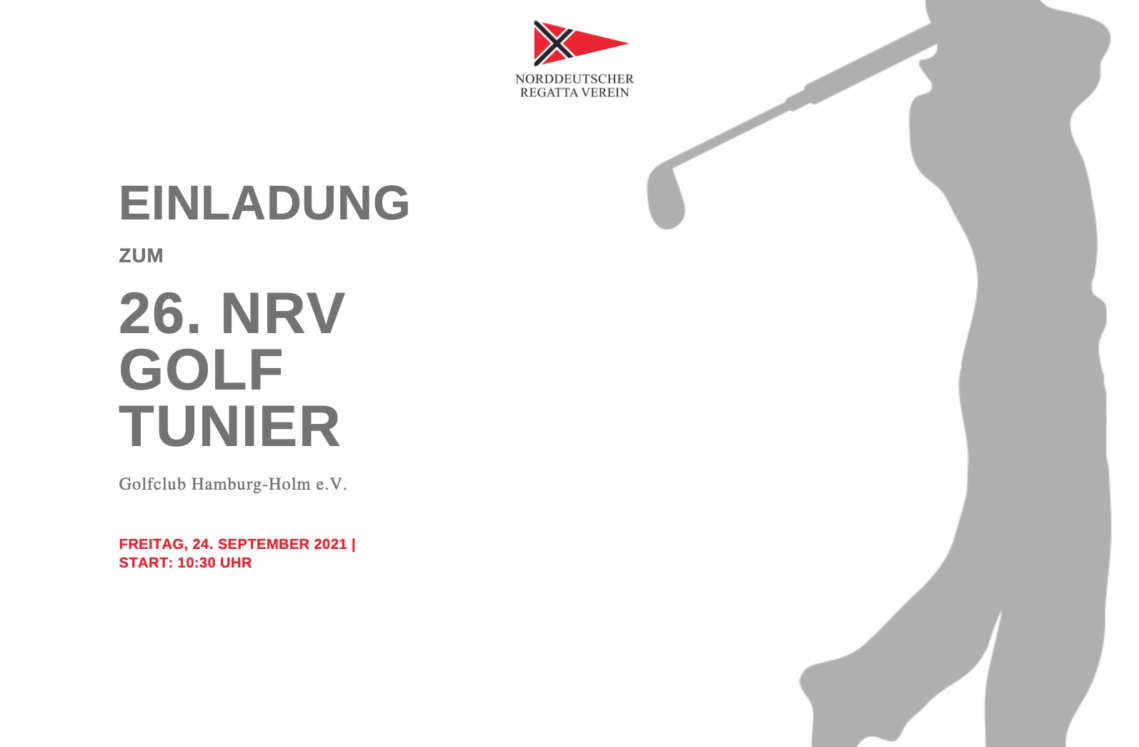 26. NRV Golfturnier