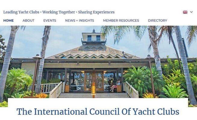 Webseite ICOYC